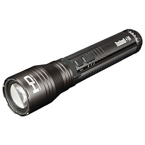 Bushnell Rubicon T300L Hd Torch 330 Lumens 4Aa Square Beam Led Flashlight