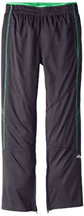ASICS Big Boys' Excel Pant, Steel, X-Large