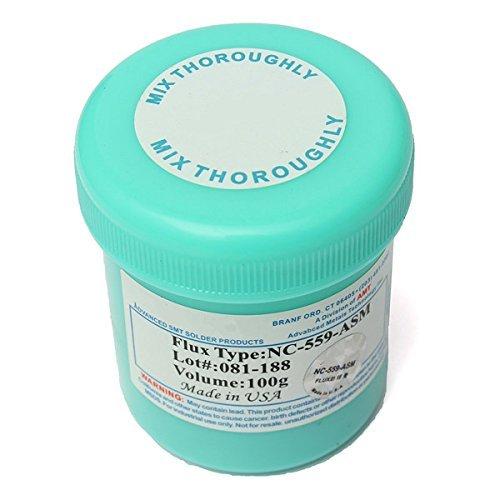 NC-559-ASM TPF Flux Anti-Wet No-Clean 100g Cream AMTECH Solder Paste