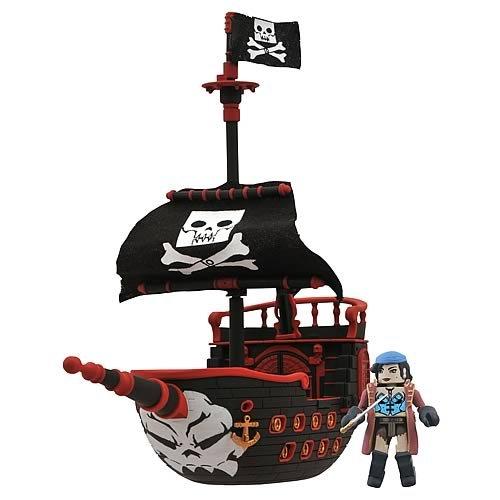 Minimates Calico Jacks Pirate Raiders The Vendetta with Anne Bonny - 1