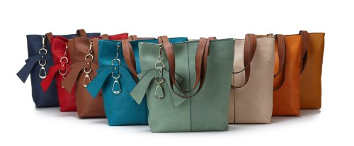 Quality New Ladies Womens Faux Leather Handbags, Shoulder Bags, Tote Bags, 8 Colours Available
