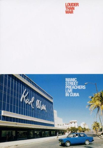 Manic Street Preachers: Louder Than War [DVD] [2002]