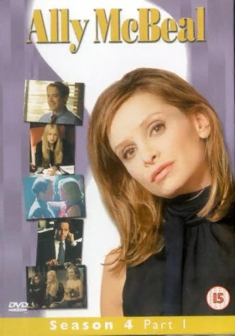 Ally McBeal – Season 4 Part 1 [DVD] [1998]