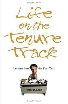 "Cover of ""Life on the Tenure Track: Lesso..."