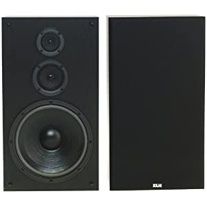 Klh 1230sb 170 watt 3 way floorstanding for 12 inch floor speakers