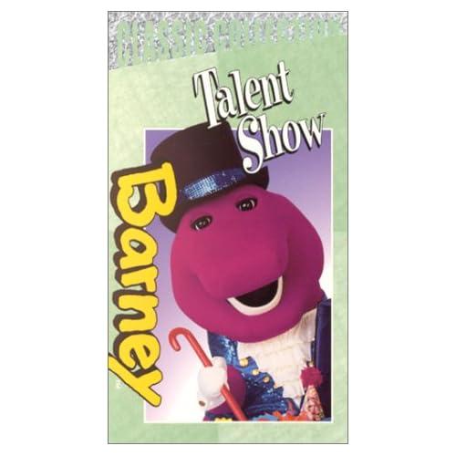 Amazon.com: Barney - Barney's Talent Show [VHS]: Barney