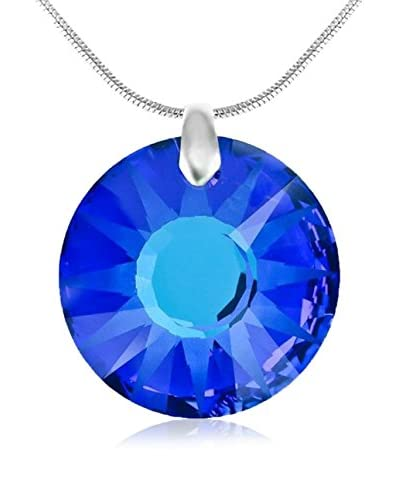 b703a41df So Charm with Crystals from Swarovski Collana Blu   Italy Styles ...