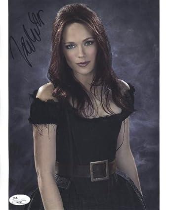 Katia Winter Sleepy Hollow Autographed Signed 8x10 Photo JSA Certified