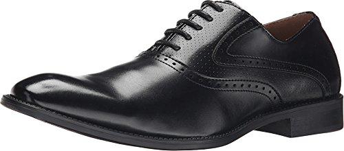 Rw By Robert Wayne Men S Saddle Shoe Black