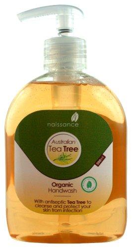 200ml Body Fayre Natural Australian Tea Tree Hand Wash