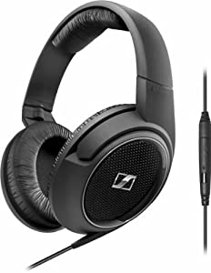 Sennheiser HD429s Universal Over-Ear Wired Headset for Smartphones