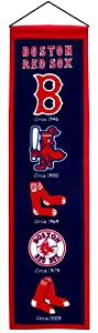 MLB Boston Red Sox Heritage Banner by Winning Streak