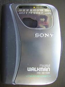 SONY SRF-S83 AM/FM RADIO