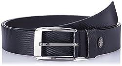 Dandy AW 14 Black Leather Men's Belt (MBLB-231-M)
