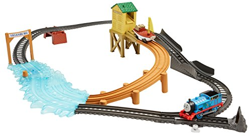 Thomas-Friends-Track-Master-Treasure-Chase-Set-tren-de-juguetes-Fisher-Price-CDB60-versin-en-ingls
