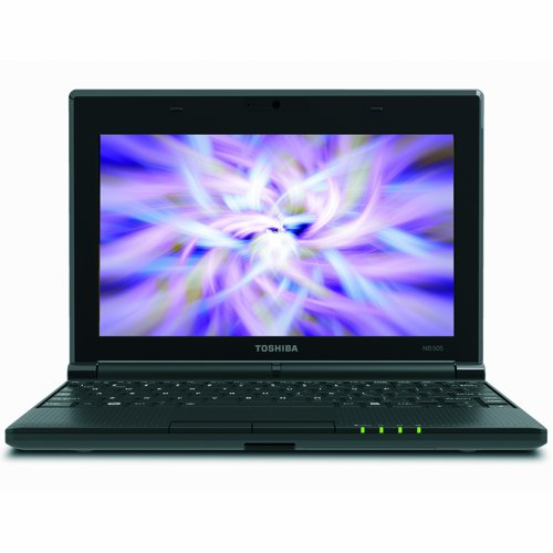 Toshiba NB505N508OR 10.1Inch Netbook (Orange)