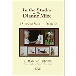 4 Steps to Skillful Drawing