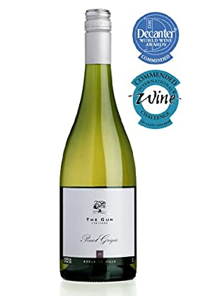 2012 The Gum Pinot Grigio, Adelaide Hills, South Australia