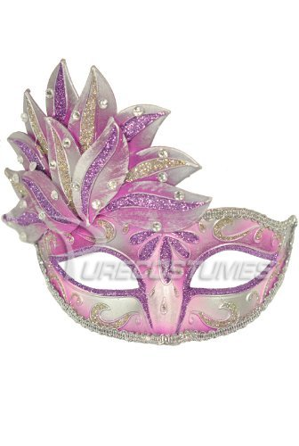 Midsummer's Magic Mask (Purple)