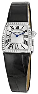 Cartier La Dona 18kt White Gold Small Watch WE600351
