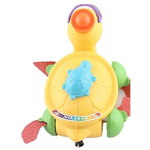 Kids Push Pull Toys Drawstring Turtle Children's Educational Toy Perfect Walking Walker For Toddler Birthday Present (How To Draw Winnie The Pooh compare prices)