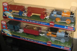 Thomas Trackmaster Dash & Bash Train Set