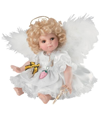 Marie Osmond Heaven's Helpers - Wing Repairer - Buy Marie Osmond Heaven's Helpers - Wing Repairer - Purchase Marie Osmond Heaven's Helpers - Wing Repairer (Charisma, Toys & Games,Categories,Dolls,Porcelain Dolls)