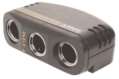 Wagan El9794 12V 3 Way Socket With Battery Analysis