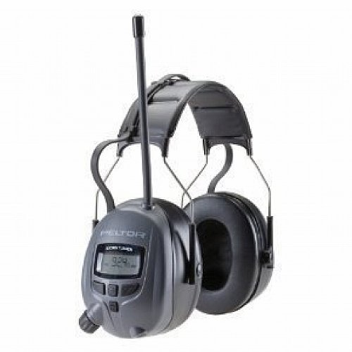 Digital Worktunes Mp3 Jack Am Fm Headset Peltor