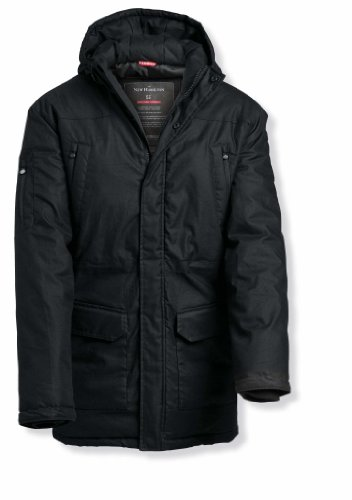 Nimbus Mens New Hamilton Parka Jacket Black 2XL