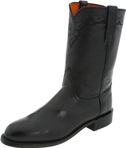 Lucchese Classics  T0082 Wellington Boot,Black,9 M US