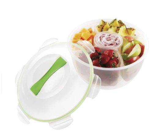 Snapware 1113705 Airtight Fruit and Veggie Tainer