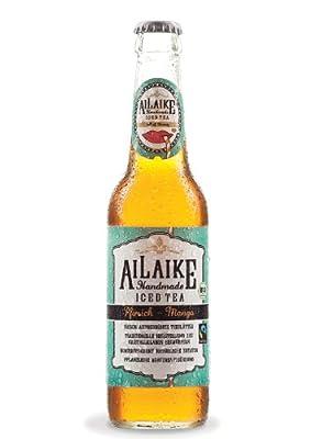 24x AiLaike Handmade Iced Tea Pfirsich Mango 330 ml von AiLaike bei Gewürze Shop