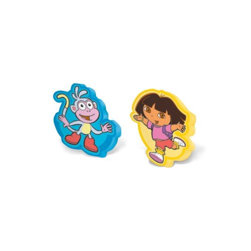 Munchkin Dora the Explorer Floating Foam Letters (Discontinued by Manufacturer)