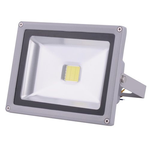 20W Led Flood Light Cool White Lamp Landscape Outdoor Waterproof 85-265V,120 Degree Beam Angle.