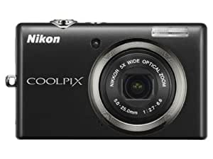Nikon Coolpix S570 12MP Digital Camera with 5x Wide Angle Optical Vibration Reduction (VR) Zoom and 2.7-Inch LCD (Black) (OLD MODEL)