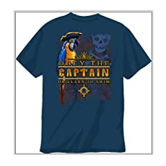 Buy Amphibious Outfitters Captain's Law T-Shirt by A O OUTFITTERS