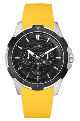 Guess Caliper Herren Armbanduhr W85079G1