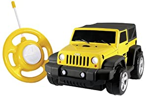 Kid Galaxy My 1st RC Jeep Wrangler