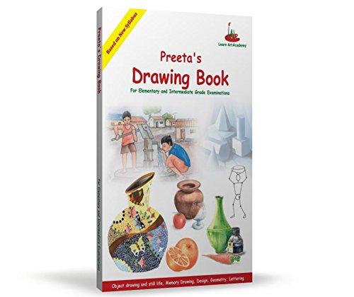 Preeta's Drawing Book price comparison at Flipkart, Amazon, Crossword, Uread, Bookadda, Landmark, Homeshop18