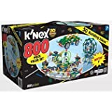 K'NEX Classics 800 Piece Value Set with Motor - 50 KNEX Building Ideas