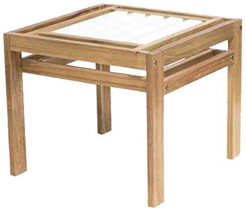 Siena Mybalconia 989862 Modular 1-Sitzer Gestell Akazie FSC® 100% geölt Flächen Akazie FSC® 100% weiß lackiert Beschläge aus galvanisiertem Stahl günstig kaufen