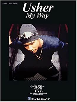 Usher - My Way: Usher: 9780634002472: Amazon.com: Books