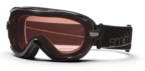 Smith Optics Virtue Goggles, Black, Polarized Rose Copper