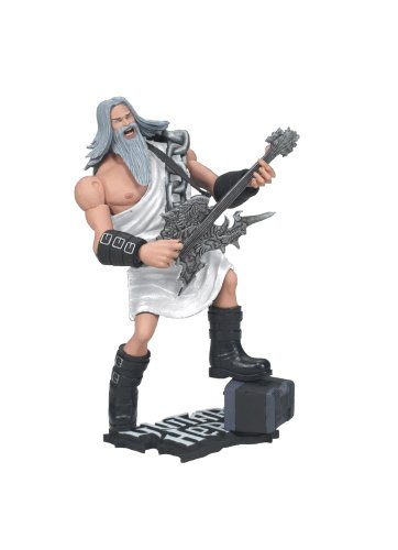 Guitar Hero God of Rock Variant Figure