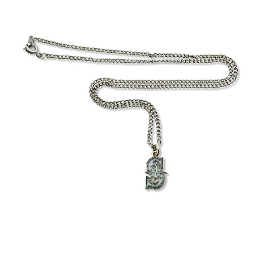 MLB Seattle Mariners Team Logo Necklace at Amazon.com