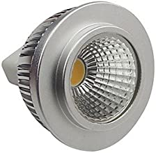 MR16 5W COB 450LM 4000K Natural White LED Spot Lamp LightDC12V