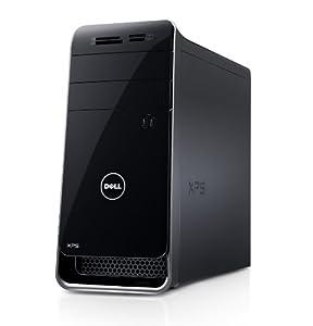 Dell XPS X8700-625BLK Desktop (3.0 GHz Intel Core i5-4430 Processor, 8GB DDR3, 1TB HDD, AMD Radeon HD 7570, Windows 8) Black