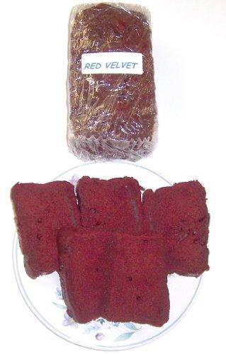 Holiday Red Velvet Cake