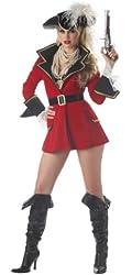 California Costumes Women's Captain's Treasure Costume
